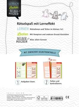 41596 Lernbücher und Rätselbücher Grusel-1x1 von Ravensburger 3