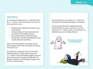 41596 Lernbücher und Rätselbücher Grusel-1x1 von Ravensburger 4