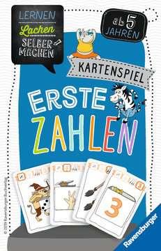 Kartenspiel Erste Zahlen Lernen und Fördern;Lernspiele - Bild 1 - Ravensburger