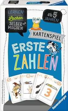 41597 Kinderspiele Kartenspiel Erste Zahlen von Ravensburger 2