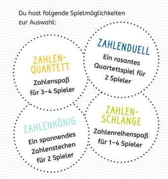 Kartenspiel Erste Zahlen Lernen und Fördern;Lernspiele - Bild 5 - Ravensburger