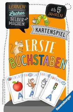 Kartenspiel Erste Buchstaben Lernen und Fördern;Lernspiele - Bild 1 - Ravensburger