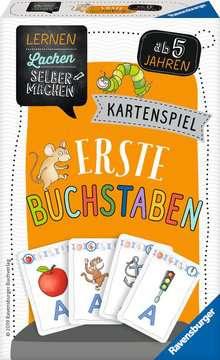 Kartenspiel Erste Buchstaben Lernen und Fördern;Lernspiele - Bild 2 - Ravensburger