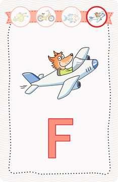 Kartenspiel Erste Buchstaben Lernen und Fördern;Lernspiele - Bild 5 - Ravensburger