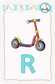 Kartenspiel Erste Buchstaben Lernen und Fördern;Lernspiele - Bild 6 - Ravensburger