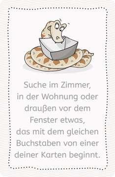 Kartenspiel Erste Buchstaben Lernen und Fördern;Lernspiele - Bild 7 - Ravensburger
