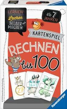 41599 Kinderspiele Kartenspiel Rechnen bis 100 von Ravensburger 2