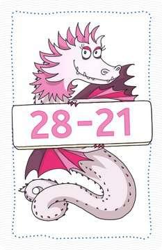 41599 Kinderspiele Kartenspiel Rechnen bis 100 von Ravensburger 5