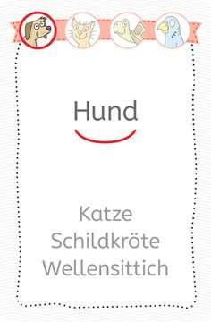 41600 Kinderspiele Kartenspiel Silbenspaß von Ravensburger 4