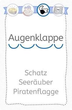 41600 Kinderspiele Kartenspiel Silbenspaß von Ravensburger 6