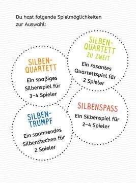 Kartenspiel Silbenspaß Lernen und Fördern;Lernspiele - Bild 7 - Ravensburger