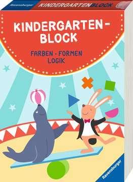 41606 Lernbücher und Rätselbücher Kindergartenblock von Ravensburger 2