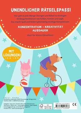 41606 Lernbücher und Rätselbücher Kindergartenblock von Ravensburger 3