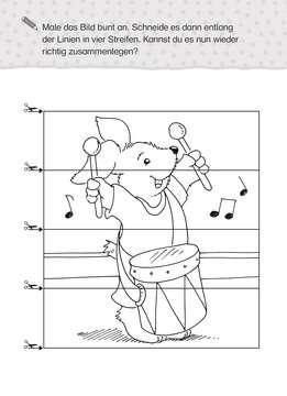 41606 Lernbücher und Rätselbücher Kindergartenblock von Ravensburger 5