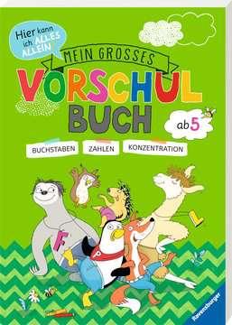 41610 Lernbücher und Rätselbücher Mein großes Vorschulbuch von Ravensburger 2