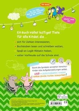 41610 Lernbücher und Rätselbücher Mein großes Vorschulbuch von Ravensburger 3