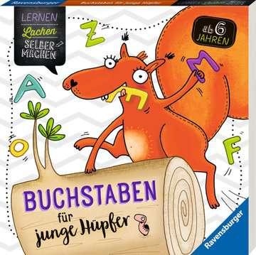41611 Lernbücher und Rätselbücher Buchstaben für junge Hüpfer von Ravensburger 2