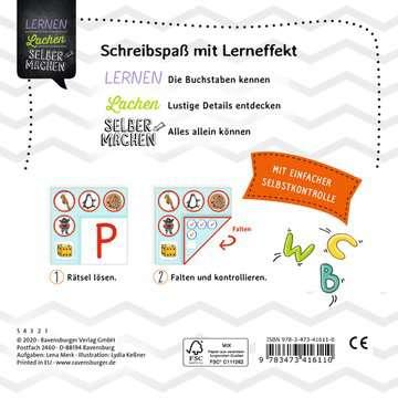 41611 Lernbücher und Rätselbücher Buchstaben für junge Hüpfer von Ravensburger 3