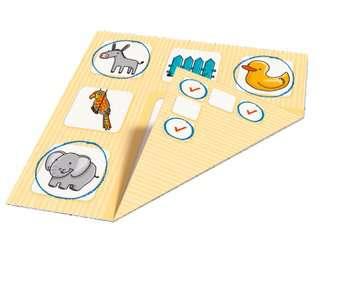 41611 Lernbücher und Rätselbücher Buchstaben für junge Hüpfer von Ravensburger 4