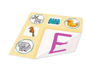 41611 Lernbücher und Rätselbücher Buchstaben für junge Hüpfer von Ravensburger 5