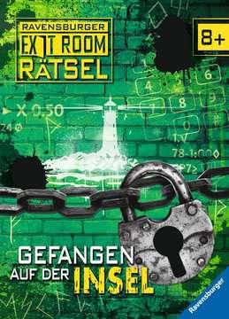 41701 Lernbücher und Rätselbücher Ravensburger Exit Room Rätsel: Gefangen auf der Insel von Ravensburger 1