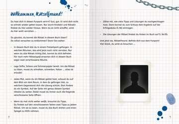 41702 Lernbücher und Rätselbücher Ravensburger Exit Room Rätsel: Gefangen im Funpark von Ravensburger 4