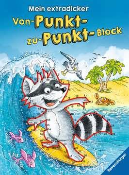41716 Lernbücher und Rätselbücher Mein extradicker Von-Punkt-zu-Punkt-Block von Ravensburger 1