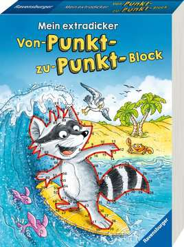 41716 Lernbücher und Rätselbücher Mein extradicker Von-Punkt-zu-Punkt-Block von Ravensburger 2