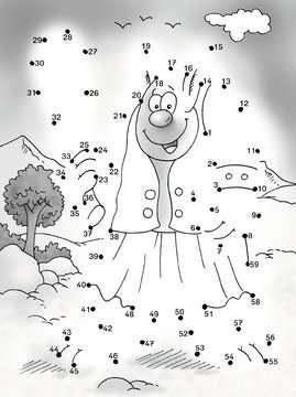 41716 Lernbücher und Rätselbücher Mein extradicker Von-Punkt-zu-Punkt-Block von Ravensburger 3