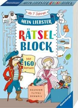 41721 Lernbücher und Rätselbücher Mein liebster Rätselblock von Ravensburger 2
