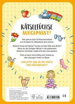 41725 Lernbücher und Rätselbücher Knifflige Kreuzworträtsel von Ravensburger 3