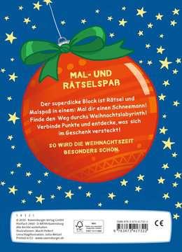 41732 Malbücher und Bastelbücher Mein superdicker Weihnachtsblock von Ravensburger 3
