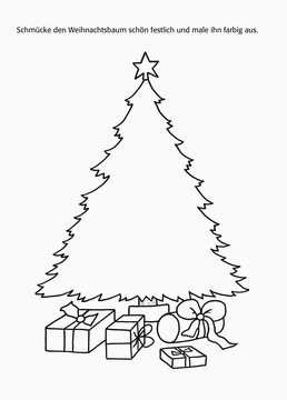 41732 Malbücher und Bastelbücher Mein superdicker Weihnachtsblock von Ravensburger 4