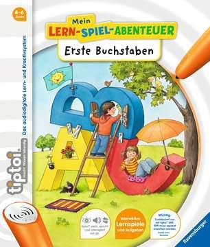tiptoi® Erste Buchstaben Bücher;tiptoi® - Bild 1 - Ravensburger