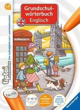 tiptoi® Grundschulwörterbuch Englisch Lernen und Fördern;Lernbücher - Bild 1 - Ravensburger