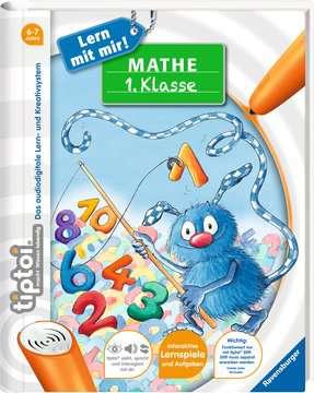 tiptoi® Mathe 1. Klasse Lernen und Fördern;Lernbücher - Bild 2 - Ravensburger