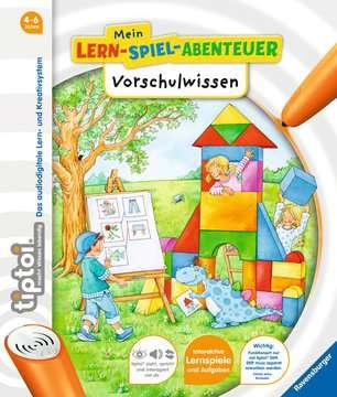 tiptoi® Vorschulwissen Lernen und Fördern;Lernbücher - Bild 1 - Ravensburger