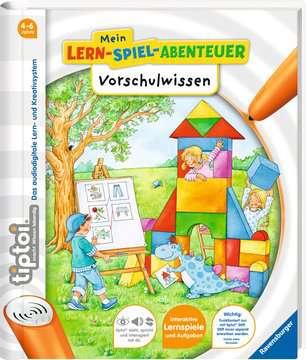 tiptoi® Vorschulwissen Lernen und Fördern;Lernbücher - Bild 2 - Ravensburger