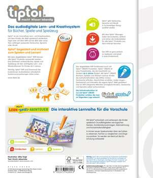 41805 tiptoi® tiptoi® Vorschulwissen von Ravensburger 3