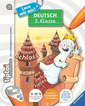 tiptoi® Deutsch 2. Klasse Lernen und Fördern;Lernbücher - Bild 1 - Ravensburger