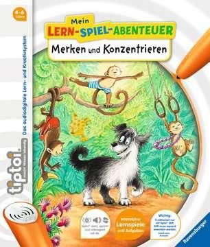 41808 tiptoi® tiptoi® Merken und Konzentrieren von Ravensburger 1