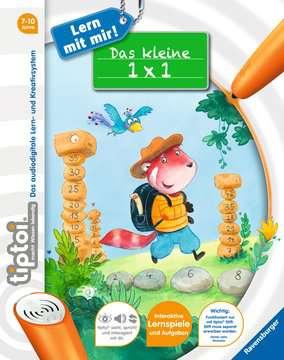 tiptoi® Das kleine 1 x 1 Lernen und Fördern;Lernbücher - Bild 1 - Ravensburger