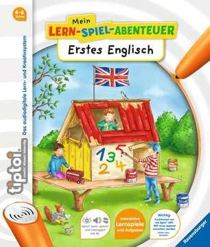 tiptoi® Erstes Englisch Lernen und Fördern;Lernbücher - Bild 1 - Ravensburger