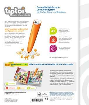 tiptoi® Erstes Englisch Lernen und Fördern;Lernbücher - Bild 3 - Ravensburger