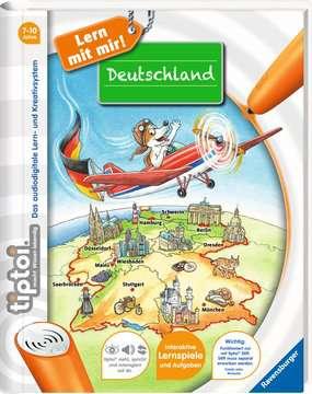 tiptoi® Deutschland Lernen und Fördern;Lernbücher - Bild 2 - Ravensburger