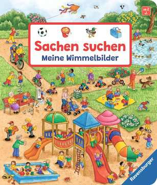 Sachen suchen: Meine Wimmelbilder Bücher;Pappbilderbücher - Bild 1 - Ravensburger