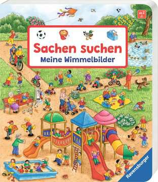 43273 Babybücher und Pappbilderbücher Sachen suchen: Meine Wimmelbilder von Ravensburger 2