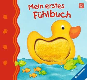 43293 Babybücher und Pappbilderbücher Mein erstes Fühlbuch von Ravensburger 1