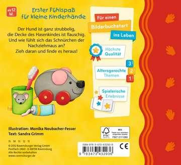 43293 Babybücher und Pappbilderbücher Mein erstes Fühlbuch von Ravensburger 3