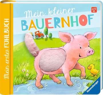 43294 Babybücher und Pappbilderbücher Mein erstes Fühlbuch: Mein kleiner Bauernhof von Ravensburger 2